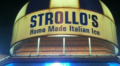 Photo of Ice Cream Shop Strollo's Italian Ice at Main St., Belmar, NJ 07719, United States