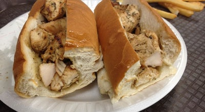 Photo of Sandwich Place Lupo's S&S Char-Pit at 6 W State St, Binghamton, NY 13901, United States