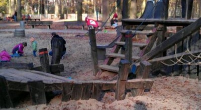 Photo of Playground Spielpark Wakitu at Hohenzollernstr., Hannover 30161, Germany