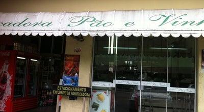 Photo of Bakery Panificadora e Confeitaria Pão e Vinho at Av. Dr. Victor Do Amaral, 1136, Araucária 83702-040, Brazil