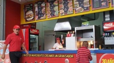 Photo of Burger Joint PRESTO - Campanario at Colombia