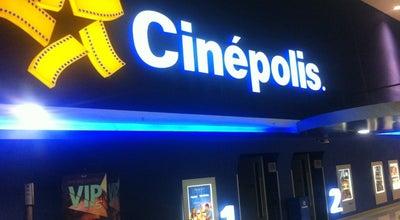 Photo of Movie Theater Cinépolis at Shopping Santa Úrsula, Ribeirão Preto 14010-160, Brazil