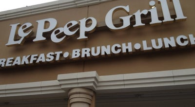 Photo of Breakfast Spot Le Peep's Grill at 1435 S Loop 288, Denton, TX 76205, United States