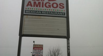 Photo of Mexican Restaurant Los Amigos at 3317 Stadium Dr, Kalamazoo, MI 49008, United States