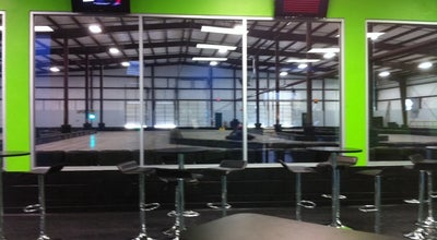 Photo of Racetrack Bluegrass Indoor Karting at 2520 Ampere Dr, Louisville, KY 40299, United States