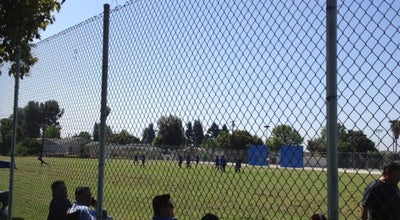 Photo of Playground William A Smith Park at 6016 Rosemead Blvd, Pico Rivera, CA 90660, United States