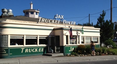 Photo of Diner Jax at the Tracks at 10144 W River St, Truckee, CA 96161, United States