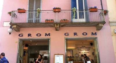 Photo of Ice Cream Shop Grom at Corso Italia, Novara 28100, Italy