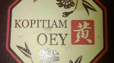 Photo of Cafe Kopi Oey Jogja at Jalan Wolter Monginsidi No. 19, Yogyakarta 55241, Indonesia