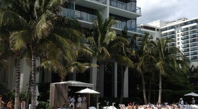 Photo of Hotel W South Beach at 2201 Collins Avenue, Miami Beach, FL 33139, United States