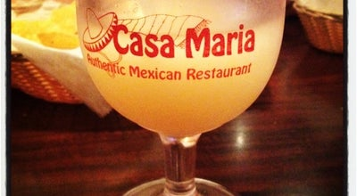 Photo of Mexican Restaurant Casa Maria at 14965 Old Saint Augustine Rd, Jacksonville, FL 32258, United States