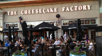 Photo of American Restaurant The Cheesecake Factory at 1201 16th St, Denver, CO 80202, United States