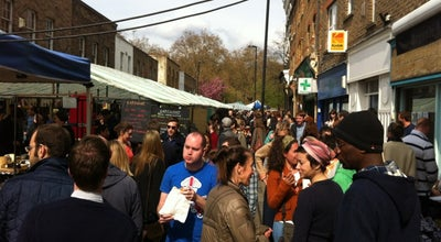 Photo of Market Broadway Market at Broadway Market, Hackney E8 4QJ, United Kingdom