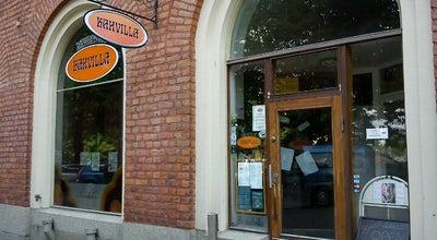 Photo of Cafe Ravintola Kahvilla at Aaltosenkatu 31-33, Tampere 33500, Finland