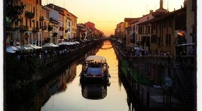 Photo of River Naviglio Pavese at Alzaia Naviglio Pavese, Milano 20136, Italy