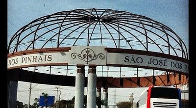 Photo of Monument / Landmark Portal de São José dos Pinhais at Av. Das Torres, São José dos Pinhais, Brazil
