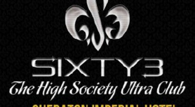 Photo of Nightclub Sixty3 The High Society Ultra Club at Sheraton Imperial, Kuala Lumpur 50250, Malaysia