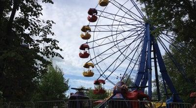 Photo of Park Парк имени Кирова at Киров, Russia