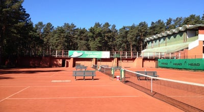 "Photo of Tennis Court Tenisa Centrs ""Lielupe"" at O.kalpaka Prospekts 16,, Jūrmala 1020, Latvia"