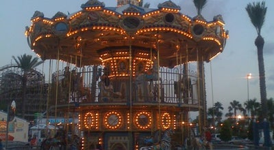 Photo of Theme Park Kemah Boardwalk at 215 Kipp Avenue, Kemah, TX 77565, United States