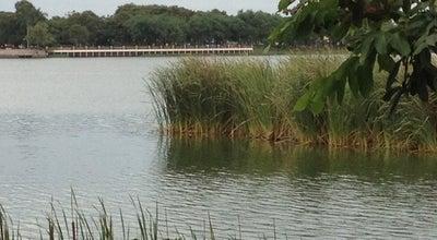 Photo of Lake บึงแก่นนคร (Kaen Nakhon Lake) at Rop Beung Rd., Mueang Khon Kaen 40000, Thailand