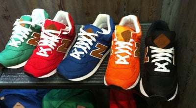 Photo of Shoe Store New Balance at C. Augusto Figueroa, 2, Madrid 28004, Spain