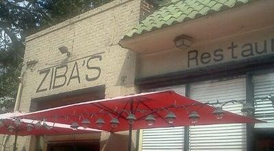 Photo of Wine Bar Ziba's Bistro at 560 Boulevard Se, Atlanta, GA 30312, United States