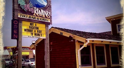 Photo of Seafood Restaurant Mama Kwan's Tiki Bar & Grill at 1701 South Croatan Hwy, Kill Devil Hills, NC 27948, United States
