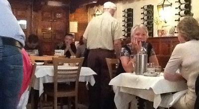 Photo of Italian Restaurant Zia Teresa at 6 Hans Rd, London SW3 1RX, United Kingdom