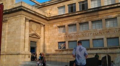 Photo of History Museum Museu Nacional Arqueològic de Tarragona (MNAT) at Plaça Del Rei, 5, Tarragona 43003, Spain