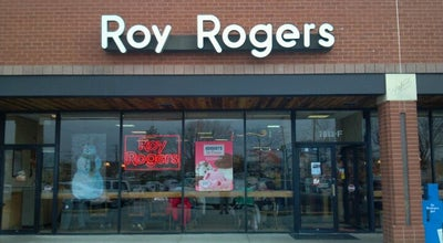 Photo of Fast Food Restaurant Roy Rogers at 7013 Manchester Blvd, Alexandria, VA 22310, United States