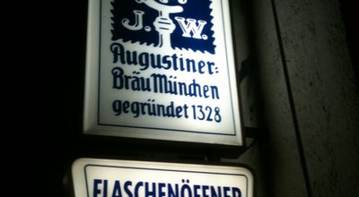 Photo of Pub Flaschenöffner at Fraunhoferstr. 37, München 80469, Germany