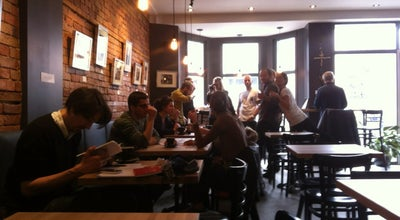 Photo of Cafe Café Plume at 123 Mont-royal Ouest, Montreal, Qu H2T 2S9, Canada