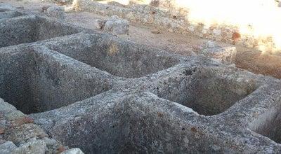 Photo of History Museum Ruinas Tróia at Portugal