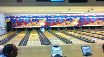 Photo of Bowling Alley Bowl America Dranesville at 46940 Woodson Dr, Sterling, VA 20164, United States