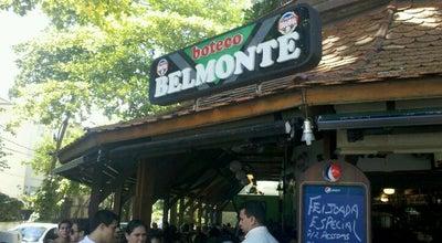 Photo of Bar Belmonte at R. Dias Ferreira, 521, Rio de Janeiro 22431-050, Brazil