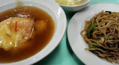 Photo of Chinese Restaurant 餃子の王将 阪急高槻店 at 城北町2-13-3, 高槻市, Japan