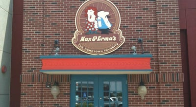 Photo of American Restaurant Max & Erma's at In Mid Rivers Mall, St. Peters, MO 63376, United States