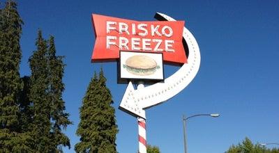 Photo of Burger Joint Frisko Freeze at 1201 Division Ave, Tacoma, WA 98403, United States