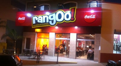 Photo of Burger Joint Rangoo Hamburgueria at Av. Cel. José Soares Marcondes, 2522, Presidente Prudente 19013-050, Brazil