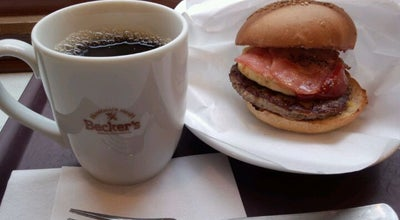 Photo of Cafe Becker's 柏西口店 at 末広町4-1, 柏市 277-0842, Japan