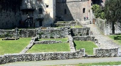 Photo of Tourist Attraction Castello Visconteo at Via Al Castello 1, Locarno 6600, Switzerland