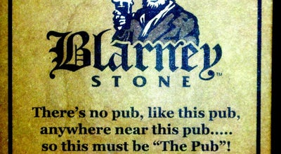 Photo of Pub Blarney Stone Pub at 408 E Main Ave, Bismarck, ND 58501, United States