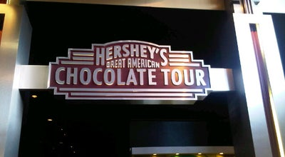 Photo of Theme Park Hershey's Great American Chocolate Tour at 251 Park Blvd, Hershey, PA 17033, United States
