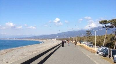Photo of Beach 千本浜公園 at 本字千本1910-1, 沼津市, Japan