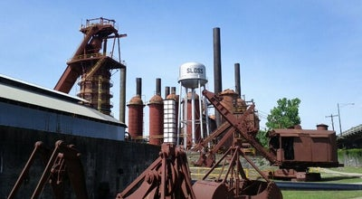 Photo of Historic Site Sloss Furnaces National Historic Landmark at 20 32nd St N, Birmingham, AL 35222, United States