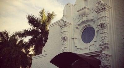 Photo of Church Miami Beach Community Church at 1620 Drexel Ave, Miami Beach, FL 33139, United States