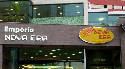 Photo of Bakery Empório Nova Era at R. Dr. Cunha Moreira, 210, Santos, Brazil