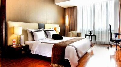 Photo of Hotel The Arista Hotel at Jalan Kapten A. Rivai, Palembang 30129, Indonesia