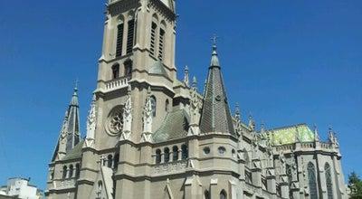 Photo of Church Catedral de Mar del Plata - Basílica de San Pedro y Santa Cecilia at Gral. José De San Martín 2776, Mar del Plata, Buenos Aires, Argentina